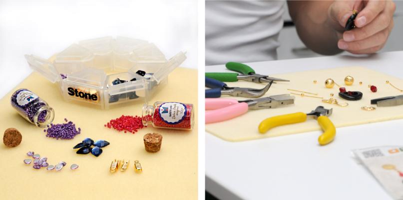 herramientas básicas para hacer bisutería